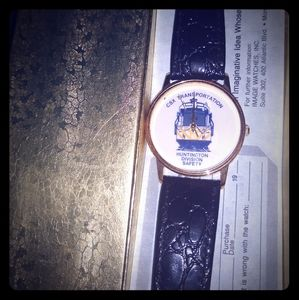 Image Watches, Inc. Rare Vintage CSX watch